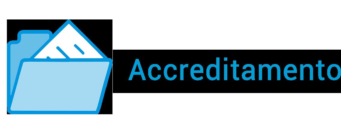 folder accreditamento
