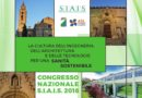 Congresso Nazionale SIAIS – Società Italiana dell'Architettura e dell'Ingegneria per la Sanità