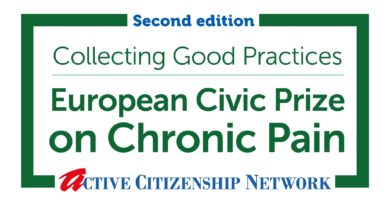 European Civic Prize on Chronic Pain Collecting Good Practices Second Edition