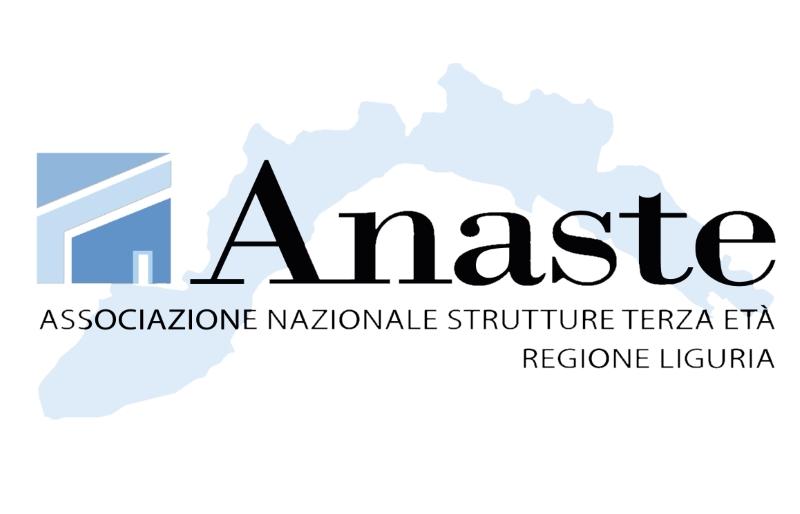 Logo Anaste LIGURIA Vettoriale