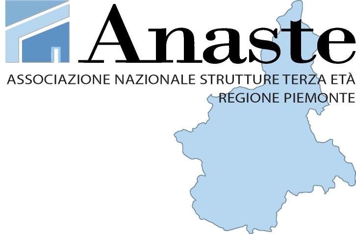 Logo Anaste PIEMONTE Vettoriale